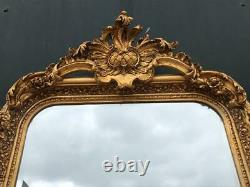 A pair of two Mirrors in French Louis XVI Style. Worldwide shipping