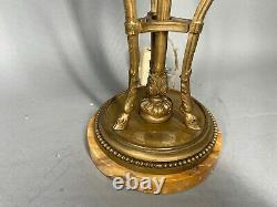 Antique French Louis XVI Desk/ table Lamp. Free worldwide shipping