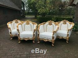 Antique French Louis XVI living room sofa/settee. WORLDWIDE SHIPPING