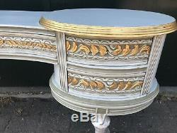 Antique French Louis XVI vanity. Worldwide free shipping