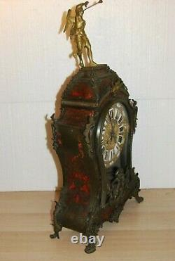 Bautiful Antique 18th Century French Louis XV Clock