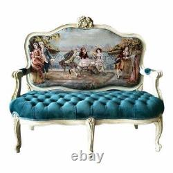Custom Made Louis XVI Sofa