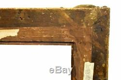 French 18th Century Louis XV Gilded Picture Frame (9x10) (SKU 1941)