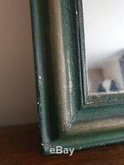 French Vintage Louis Philippe Mirror