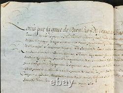 KING LOUIS XIII AUTOGRAPH 31 DECEMBER 1626 LOUIS XIII König von Frankreich