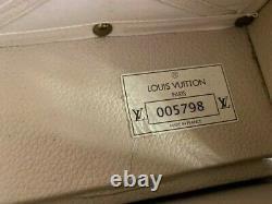 Louis-Vuitton Luxury Monogram, Steamer Cabin Trunk, Chest