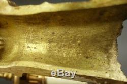 Pair Sconces, Eagles, Louis XVI Style Petitot France Bronze French Antique