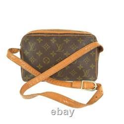 Vintage Louis Vuitton French Company USA Monogram LV Shoulder Bag. NFV6483