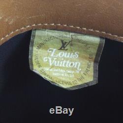Vintage Louis Vuitton USA French Co. Monogram LV Bucket PM Bag NFV5868