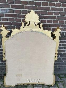 Wall mirror in French Louis xvi style. Worldwide shipping